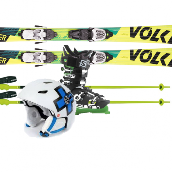 ski-technic-pack-ski-enfant-champion