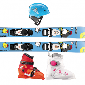 ski-technic-pack-ski-enfants-piou-piou