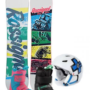 ski-technic-pack-snowboard-enfant-champion