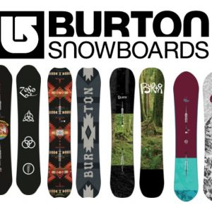 ski-technic-snowboard-adulte-burton-top-gun