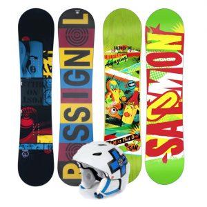 ski-technic-snowboard-enfant