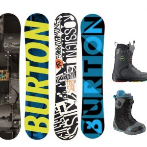Packs Snowboards Adults & Teens