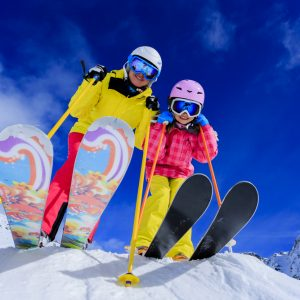 Packs Skis Enfants 6-12 ans