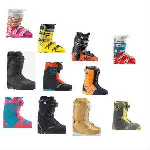 chaussures ski snow