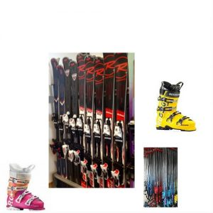 Packs Skis Adultes & Ados