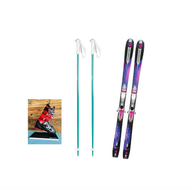 Packs Skis Adults & Teens