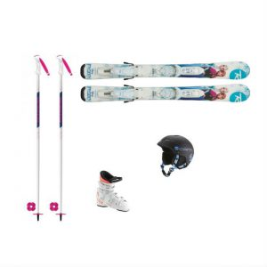 Packs Skis Children 3 - 6 years