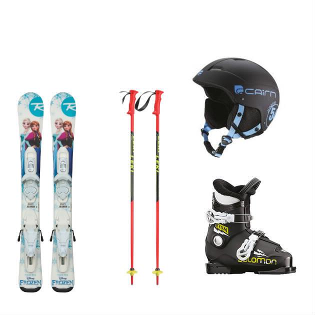Packs Skis Enfants 3-6 ans